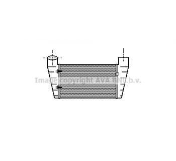 Intercooler, échangeur AVA QUALITY COOLING AI4112